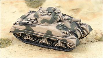 M4A1 Sherman II - UK16