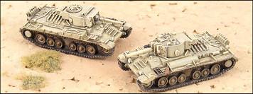 Valentine Mks III & XI - UK25