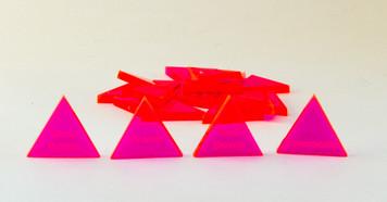 Battletech Status Markers - Colored Acrylic (5 sets)