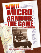 Micro Armor The Game - WWII  2nd Edition