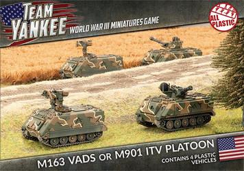 Team Yankee:  M163 VADS or M901 ITV Platoon (Plastic)