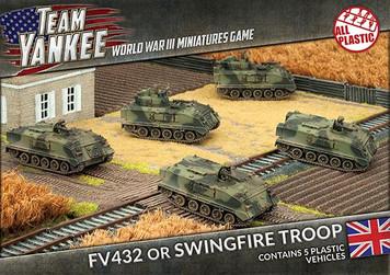 Team Yankee:  FV432 Platoon (Plastic)