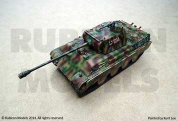 Rubicon Models Panther Ausf G