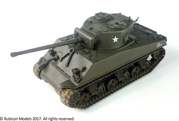 Rubicon Models M4A3 / M4A3E8 Sherman