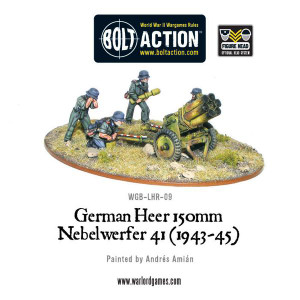 Bolt Action: German Heer Nebelwerfer