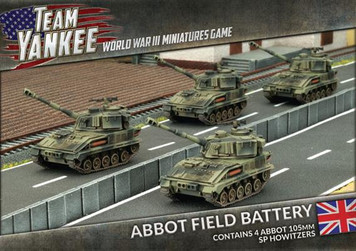 Team Yankee:  Abbot Field Battery