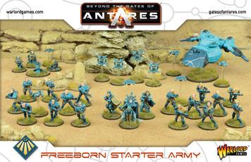 Freeborn Starter Army