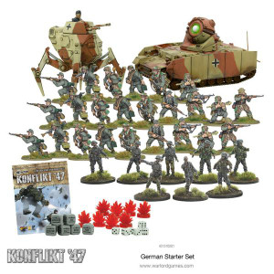Konflikt '47 German Starter Set