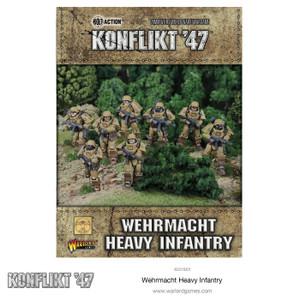 Konflikt '47 German Heavy Infantry