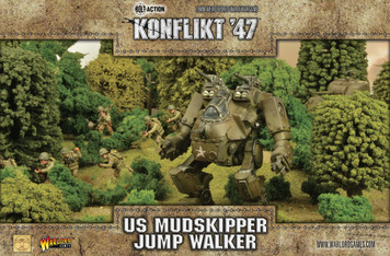 Konflikt '47 US Mudskipper Jump Walker