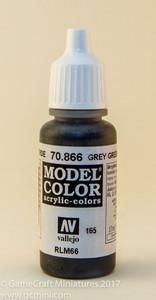 Vallejo Model Color: Grey Green