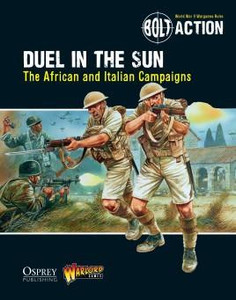 Bolt Action: Duel in the Sun - The African and Italian Campaigns
