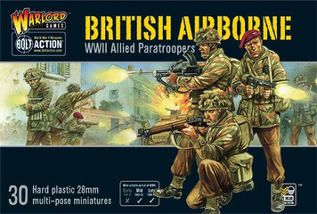 Bolt Action: British Airborne (30)