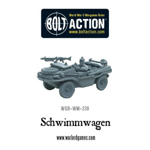 Bolt Action: Schwimmwagen
