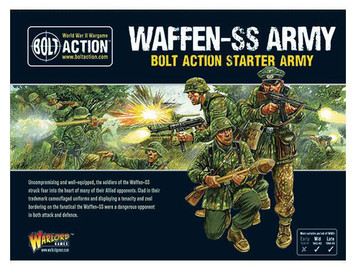 Bolt Action: Waffen SS Starter Army