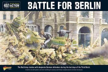 Bolt Action: The Battle for Berlin battle-set