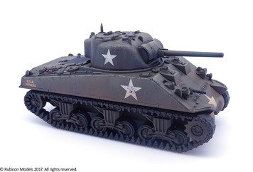 M4A2 Sherman / Sherman III (1:56th scale / 28mm)