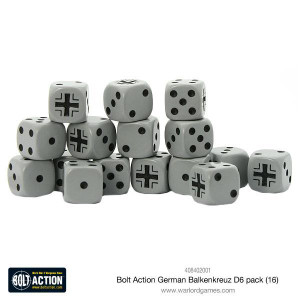 Bolt Action: German Balkenkreuz D6 Pack