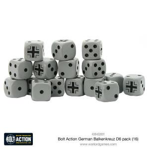 Bolt Action: German Balkenkreuz D6 Pack