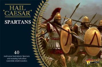 Hail Caesar: Spartans