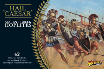 Hail Caesar: Ancient Greek Hoplites