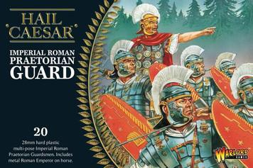 Hail Caesar: Imperial Roman Praetorians (20 plus Emperor)