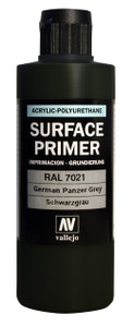Vallejo: German Panzer Grey RAL 7021 (200ml)