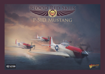 Blood Red Skies: US P-51 Mustang Squadron