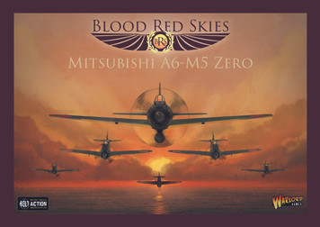 Blood Red Skies: Japanese A6MX 'Zero-Sen' Squadron