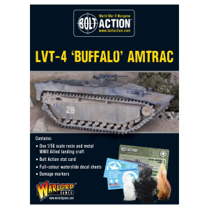 Bolt Action: US/Allied LVT-4 Buffalo Amtrac