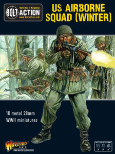 Bolt Action: US Airborne Squad (Winter)