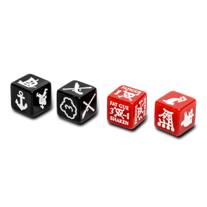 Blood and Plunder: Marker Dice Set
