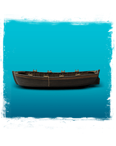 Blood and Plunder: Longboat Ship