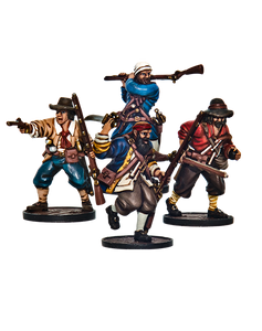 Blood and Plunder: Forlorn Hope Unit (Buccaneer Storming Party)