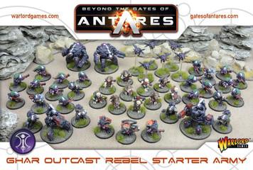 Ghar Ourcast Army
