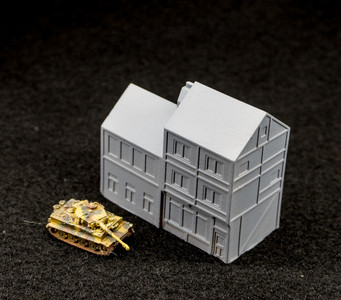 6mm Town Building - 285MEV117