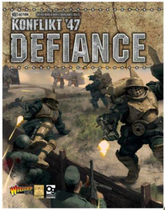 Konflikt '47: Defiance Suppliment