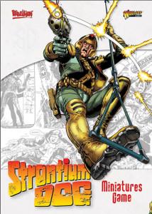 Strontium Dog: Rulebook