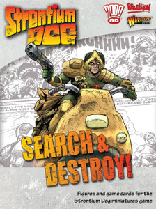 Strontium Dog: Search and Destroy