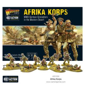 Bolt Action: Afrika Korps