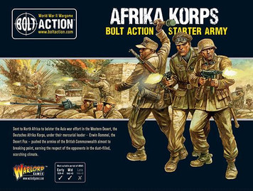 Bolt Action: Afrika Korps Starter Army