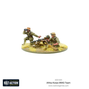 Bolt Action: Afrika Korps MMG Team