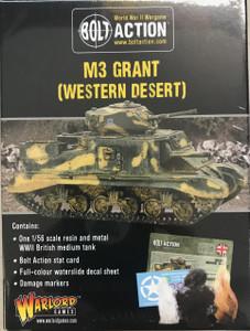 Bolt Action: M3 Grant