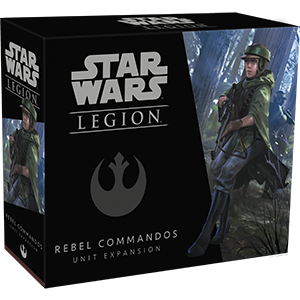 Star Wars: Legion - Rebel Commandos Expansion