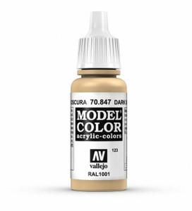 Vallejo Model Color: Dark Sand