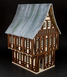 28mm Tudor House - 28MMDF624