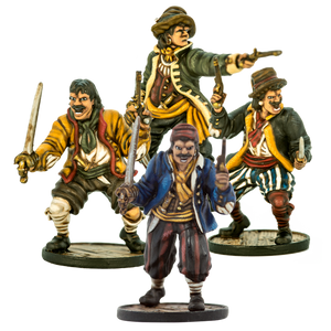 Blood & Plunder: Dutch Zeelieden Unit