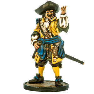 Blood & Plunder: Dutch Commander