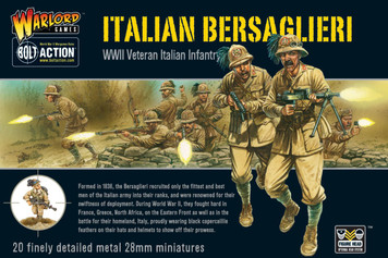 Bolt Action: Italian Bersaglieri boxed set