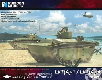 LVT(A)-1 / LVT(A)-4 AmTank